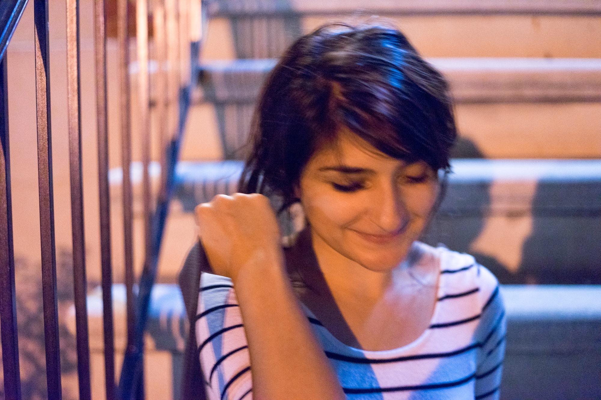 Zahra Marwan in New York